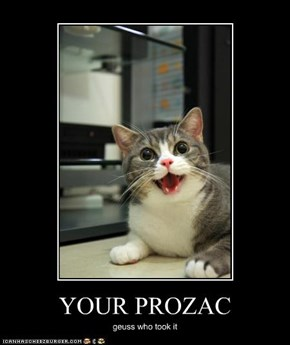 YOUR PROZAC