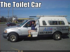 The Toilet Car