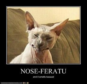 NOSE-FERATU