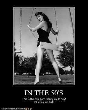 IN THE 50'S