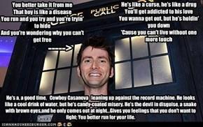 "TARDIS Radio: Carrie Underwood ""Cowboy Casanova"""