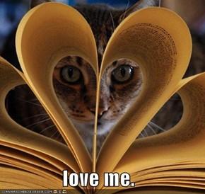 love me.
