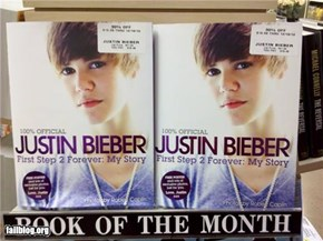 Book of the Month FAIL