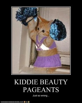 KIDDIE BEAUTY PAGEANTS