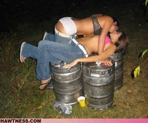 Drunken Logic: Kegs=Bed