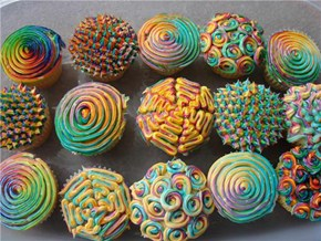 Gaspar Noe Cupcakes