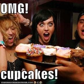 OMG!  cupcakes!