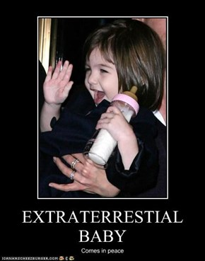 EXTRATERRESTIAL BABY