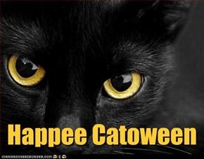 Happee Catoween