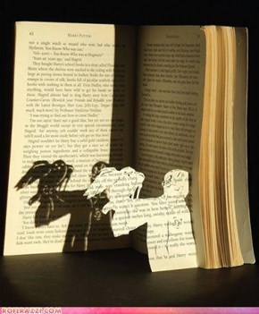 When Books Come to Life