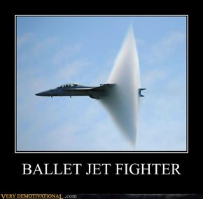 BALLET JET FIGHTER