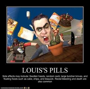 LOUIS'S PILLS