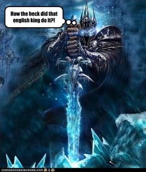 Frozen Excaliber