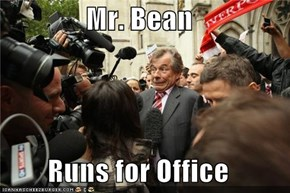 Mr. Bean  Runs for Office