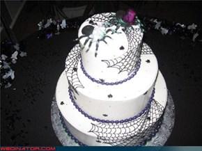 Tarantula Cake Toppers!