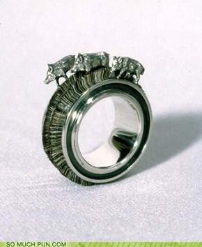 Boar-ring!
