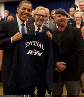 Obama Headed To Mythbusters