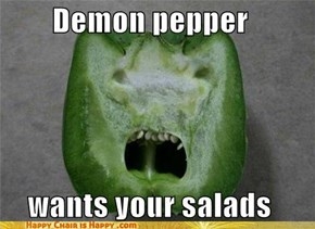 Ebil Pepper