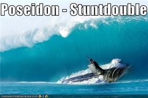 Poseidon - Stuntdouble