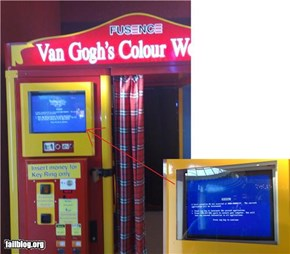 Photo Booth With BSOD