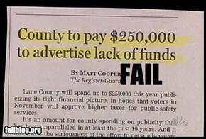 Funding Fail