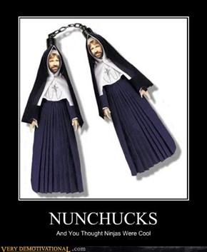 NUNCHUCKS