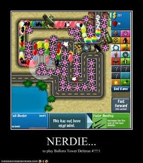 NERDIE...