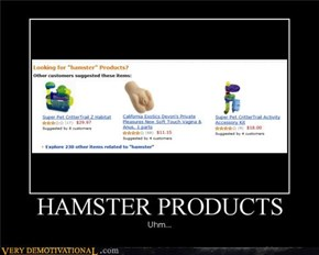 HAMSTER PRODUCTS
