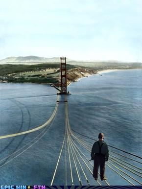 Bridge Building is Dangerous