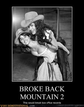 BROKE BACK MOUNTAIN 2