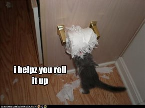 i helpz you roll it up