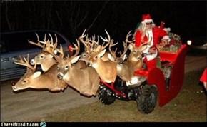 Santa Claus Modern Age