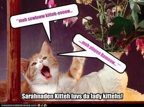 **meh sewloww kitteh-oooow...