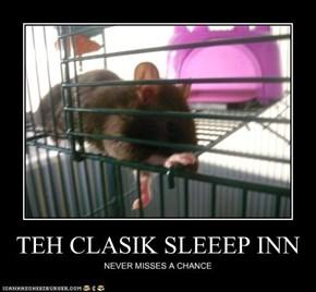 TEH CLASIK SLEEEP INN