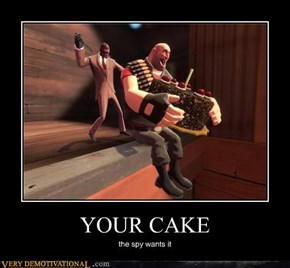 YOUR CAKE