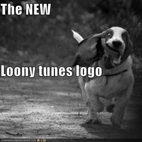 The NEW Loony tunes logo