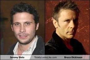 Jeremy Sisto Totally Looks Like Bruce Dickinson