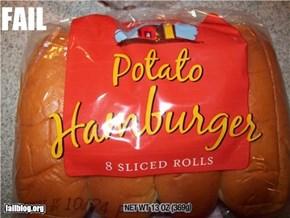 Hamburger Roll Fail