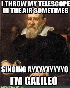 AYO: Galileo