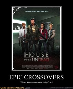 EPIC CROSSOVERS