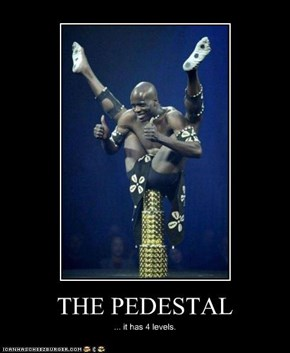 THE PEDESTAL