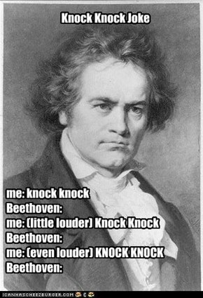 Beethoven's last movement