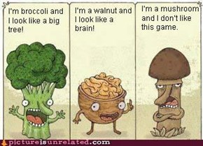 Poor mushroom