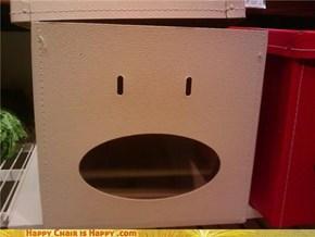 Startled box is startled