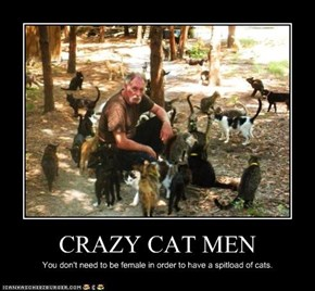 CRAZY CAT MEN