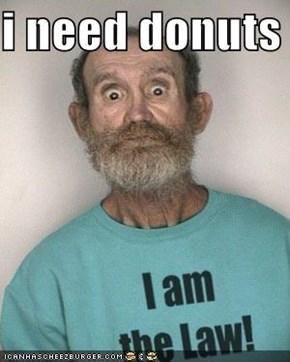 i need donuts