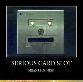 Grumpy German Cardslot
