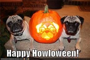Happy Howloween!