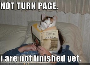 NOT TURN PAGE.  i are not finished yet.