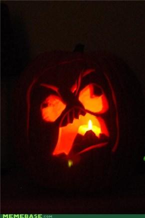 Rage Pumpkin